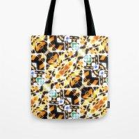 barcelona Tote Bags featuring Barcelona by kociara