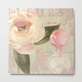 Perfume and Roses II Metal Print