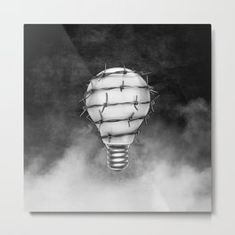Ideas of Freedom Metal Print