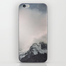 The alps 2 iPhone Skin