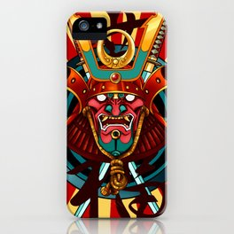 Samurai. Culture's Style iPhone Case