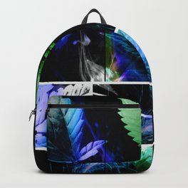 GreenRush - Hyper Leaf Backpack