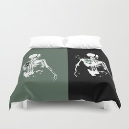 Grow with Me Duvet Cover