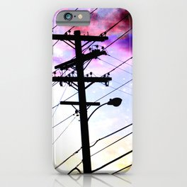 Dreams of Power iPhone Case