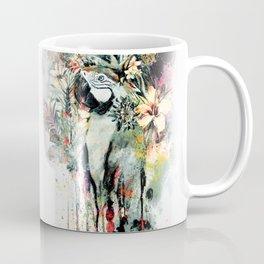 Interpretation of a dream - Parrot Coffee Mug