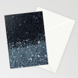 Beach Rock Pattern Stationery Cards