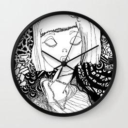 Annabeth Wall Clock