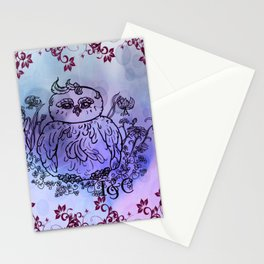 NV: Ashe Floral Stationery Cards
