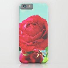 Vintage Rose iPhone 6s Slim Case