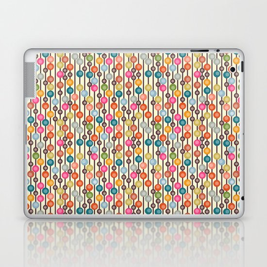 mocha chocca candy bubbles Laptop & iPad Skin