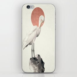 White Wings iPhone Skin