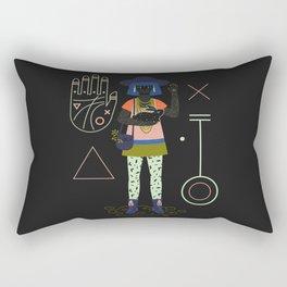 Witch Series: Palm Reader Rectangular Pillow