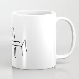 cure massage Coffee Mug