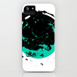 'UNTITLED #09' iPhone Case