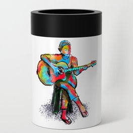 The guitarist Can Cooler