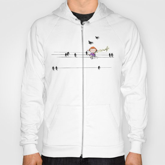 mon coeur s'ouvre a ta voix Hoody