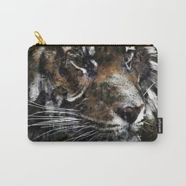 Majestic Tiger Carry-All Pouch