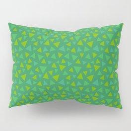 animal crossing grass pattern Pillow Sham