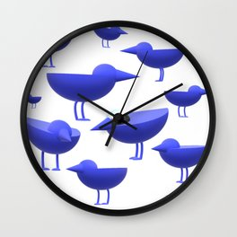 Absent minded and lightheaded Wall Clock