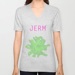 Jerm Wear - Plauge Unisex V-Neck