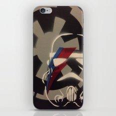 Trooper in Space iPhone & iPod Skin