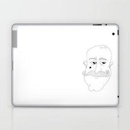 Moustache Laptop & iPad Skin