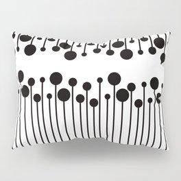 Horizntal Pinheads VII Pillow Sham