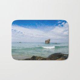 Mar cantabrico Bath Mat