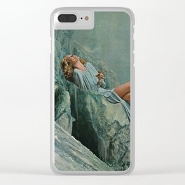 Icequeen Clear iPhone Case