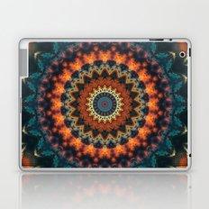 Fundamental Spiral Mandala Laptop & iPad Skin