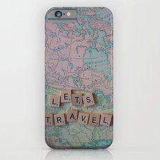 Let's Travel iPhone 6 Slim Case
