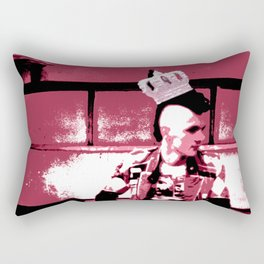 Rock Star Rectangular Pillow