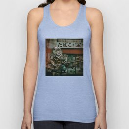 Insect Man Causes Havoc Unisex Tank Top