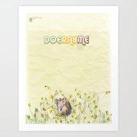 doerayme Art Print