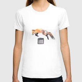 Fox Trot Blues T-shirt