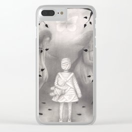Forever 14.10.2017 Clear iPhone Case
