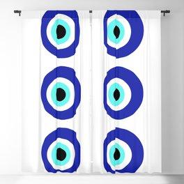 Blue Eye Blackout Curtain