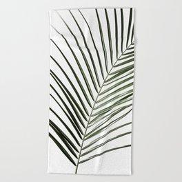 Palm Leaves 8 Beach Towel