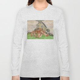 Hermit Apocalypse Long Sleeve T-shirt
