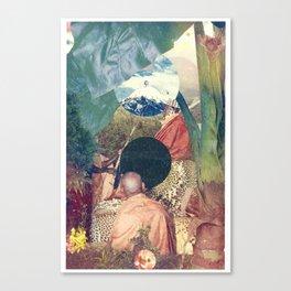 Compulsion of the Supernatural Canvas Print
