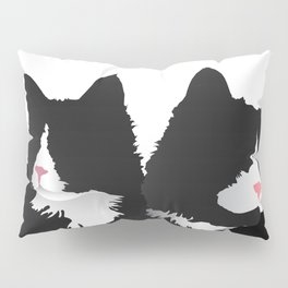 Fancy-Shmancy Tuxedos Pillow Sham