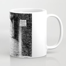 Light - Black ink Mug