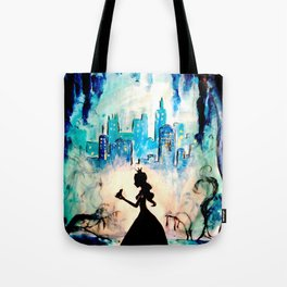 Enchanted love Tote Bag