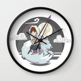 Mononoke (Princess Mononoke) Wall Clock