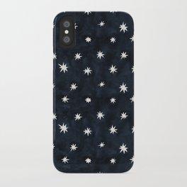 Midnight Starlet iPhone Case