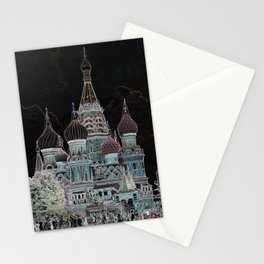 St. Basil's Cathedral v Stationery Cards