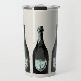 Dom Perignon Champagne Travel Mug