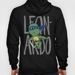 TMNT: Leonardo (Cute & Dangerous) Hoody