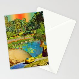 Gardens of Pluto Stationery Cards