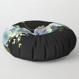 Oxygen CO2 Floor Pillow